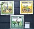 Historische Fahrräder, Fahrrad, Mongolei 1982 (mn0860) - Mongolie