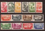 MA133STV-LFT026.Maroc Marocco  MARRUECOS ESPAÑOL VISTAS Y PAISAJES 1933/5. (Ed 133/47**).sin Charnela SUPER LUJO - Marruecos Español