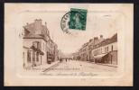 CPA . Dépt;78.  MANTES-LA-JOLIE . Avenue De La République . - Mantes La Jolie