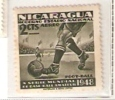 NICARAGUA  1948 WORLD CUP AMATEUR - Calcio