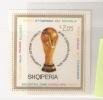 SHQIPERIA  1974 FIFA WORLD CUP 1974 GERMANY 1974 - Coppa Del Mondo