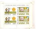 POLSKA POLAND POLONIA   FIFA WORLD CUP 1974 GERMANY 1974 - Coppa Del Mondo