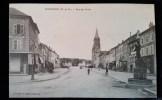 CPA D54 Baccarat Rue Des Ponts - Baccarat