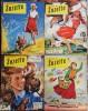 La Semaine De Suzette -  Année 1956 / 1957  ( 4   Numéros ) . - Bücher, Zeitschriften, Comics