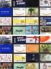 48 Geschenk-Karten Diff.Anbieter Collection Deutschland Neu 50€ Unbenutzt Thalia H&M OBI Amazon C&A Giftcards Of Germany - Cartes Cadeaux