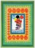 Bloc Feuillet Timbre ** Jeux Olympiques JO BARCELONE 1992 MALDIVES Drapeaux  BARCELONA'92 - Sommer 1992: Barcelone