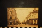 CP, 50, CARENTAN Rue Holgate   Edition Leherpeur RARE Vue - Carentan