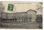 Carte Postale Ancienne Bron - Asile. Un Pavillon - Santé - Bron