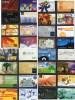 32 Geschenk-Karten Diff.Anbieter Collection Deutschland Neu 36€ Unbenutzt Toys Thalia H&M Amazon C&A Giftcard Of Germany - Cartes Cadeaux