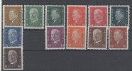 Deutsches Reich Michel No. 410 - 422 * ungebraucht / ohne No. 417