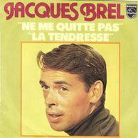 """Jacques Brel  """"  Ne Me Quitte Pas  """" - Vinyl Records"""