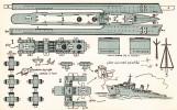 """Rare Pas Bob Morane Supplément Marabout Junior N°17  DESTROYER CLASSE H.M.S. """"EXMOUTH""""  TBE - Collezioni"""