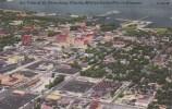 Florida Saint Petersburg Air View Of Saint Peterburg Florida Mil