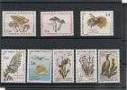 Saint Pierre Et Miquelon Années 1987/99 Faune Et Flore N° Y/T :   475-497-534-560-594-611-626-642** - Collections, Lots & Séries