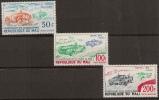 MALI - Le Mans 24 Hours Race 1973 - Voitures