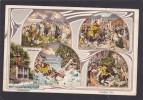 Postcard Of Multi View Rutlischwur,Near Seelisberg, Uri, Switzerland,S33. - Switzerland