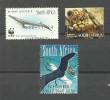 Afrique Du Sud Poste Aérienne N°29, 141, 178 - Poste Aérienne