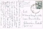 15135. Postal CAMPRODON (Gerona) 1954. Vista Parcial De La Poblacion - 1931-Hoy: 2ª República - ... Juan Carlos I