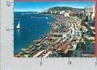 CARTOLINA VG ITALIA - CATTOLICA (RN) - La Spiaggia - 10 X 15 - ANNULLO 1971 - Rimini