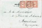 15140. Postal  ZWULLE Station (Nederland) 1902. Wilhelminapark  Apeldoorn - Periode 1891-1948 (Wilhelmina)