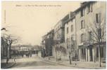 MAURS-LA-JOLIE (Cantal) - Le Tour De Ville (côté Sud) Et École Des Filles - Animée - France