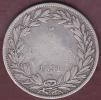 5 FRANCS 1831 W (LILLE) LOUIS PHILIPPE I Tête Nue. Tranche En Creux . Position B .ARGENT - J. 5 Francs