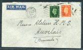 1938 GB London A.C.E.C. India Ltd Charleroi Belgium Cover London - Brussels - 1902-1951 (Kings)