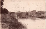 CPA 59  NORD -  DORIGNIES  -   Les  Ecluses - Douai