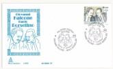 F.D.C. - CAPITOLIUM - ANNO 2002 - GIOVANNI FALCONE E PAOLO BORSELLINO - PALERMO - 6. 1946-.. Repubblica