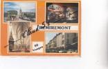 Remiremont (88)Rue Du Marché /Eglise St. Pierre /Rue Charles De Gaulle Et Les Arcades ... - Remiremont