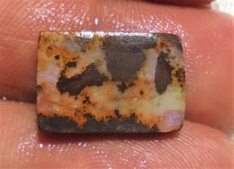 Australian Boulder Opal (12.8 Ct) - Ready For Setting - Opale