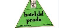 18 HOTEL Labels COLOMBIABarranquilla Cucuta COSTA RICA San Jose GUATEMALA Panajachel - Hotel Labels