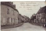 Cpa  Pontgouin  Rue Du Pont - Other Municipalities