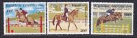 CENTRAFRICAINE AERIENS N°  276 à 278 ** MNH Neufs Sans Charnière, TB  (D538) - Central African Republic
