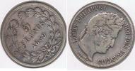 FRANCIA FRANCE 5 FRANCS LOUIS PHILIPPE 1839 B PLATA SILVER  V - Francia