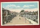 MBD-24  Port-au-Prince, Un Coin Du Marché. Circulé Sans Timbre En 1921 Vers Lyon - Haïti