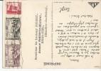 IMPRIME   Du Maroc 1939 - Covers & Documents
