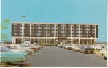 Huntsville Alabama Airport, Carl Jones Field Madison County Jetport, Terminal C1960s Vintage Postcard - Aérodromes