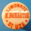 BOUCHON EN PORCELAINE LIMONADE M. BONNETON ST UZE