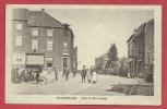 Courcelles - Rue De Marchienne - Jolie Carte Animée - 1931 ( Voir Verso ) - Courcelles