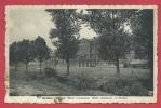Bersillies L'Abbaye - Place Communale-Hôtel Communal Et Ecoles ( Voir Verso ) - Erquelinnes