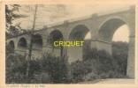 Cpa 88 Claudon, Le Pont, Carte Peu Courante - France