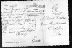 FLAMME DE LA POSTE SUR CARTE POSTALE 1968 (LOT AA6) - Marcophilie (Lettres)