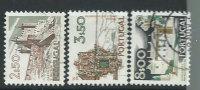 Portogallo 1973 Usato - Mi.1213/15 - 1910-... République