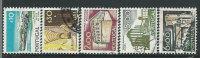 Portogallo 1973 Usato - 5v - 1910-... République