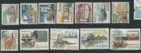 Portogallo 1972/83 Usato - 12v - 1910-... République