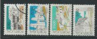 Portogallo 1985/6 Usato - 4v - 1910-... République