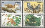 Rwanda,Birds 1985.,MNH - 1980-89: Mint/hinged