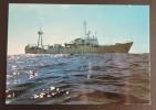 Navire Océanographique Thalassa - Institut Scientifique Et Technique Des Pêches Maritimes  -  Années 80 - Pêche