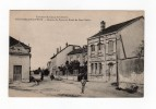 Mourmelon Le Petit - Bureau De Postes Et Route De Sept Saulx - 51 - - Autres Communes